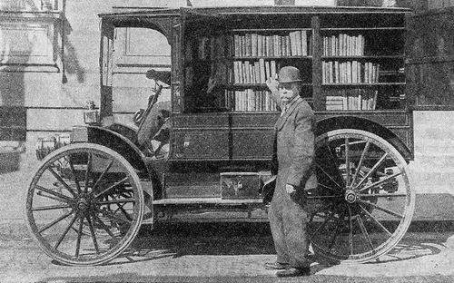 Κινητές βιβλιοθήκες