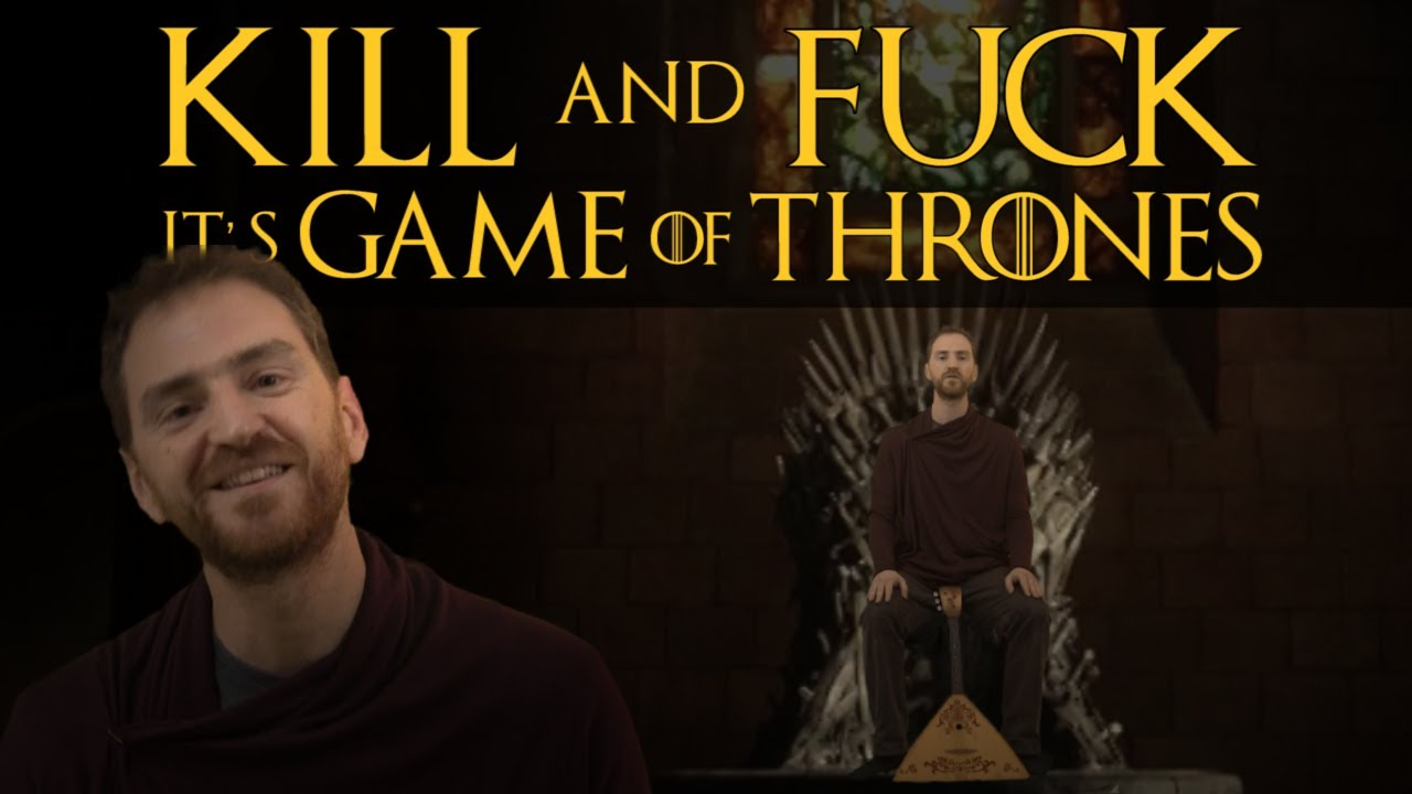 Game of Thrones Greek Parody Song – Kill and Fuck