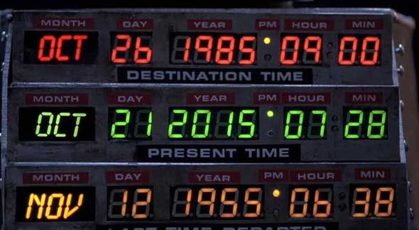 Back To The Future – 30 χρόνια μετά
