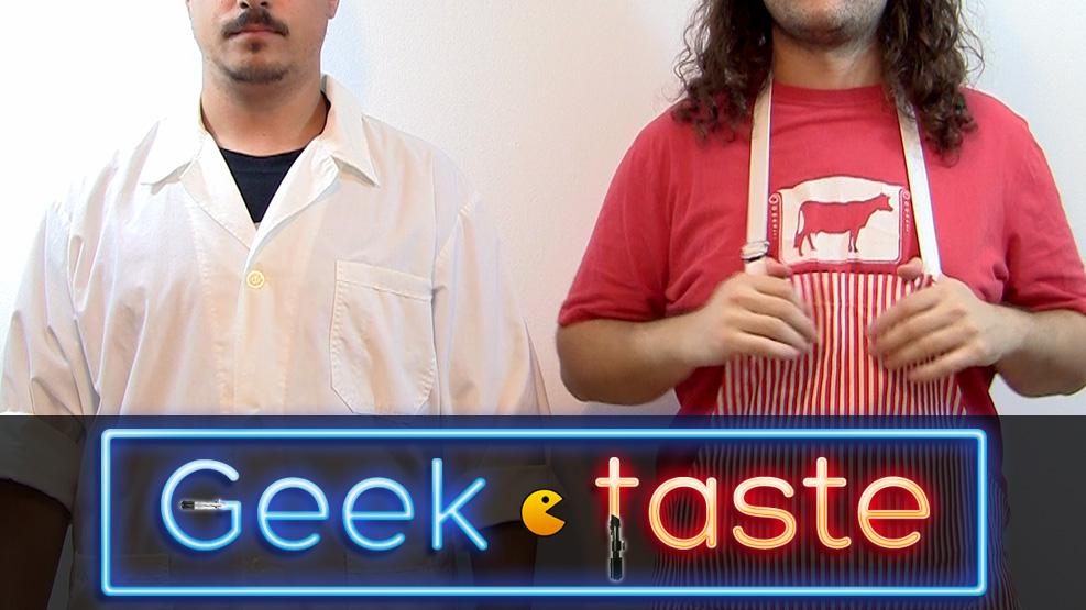 geek taste