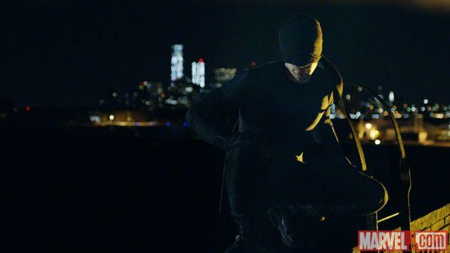 Oι πρώτες εικόνες της σειράς Daredevil