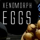 Xenomorph Eggs (αυγά Alien) – Geek Taste #2
