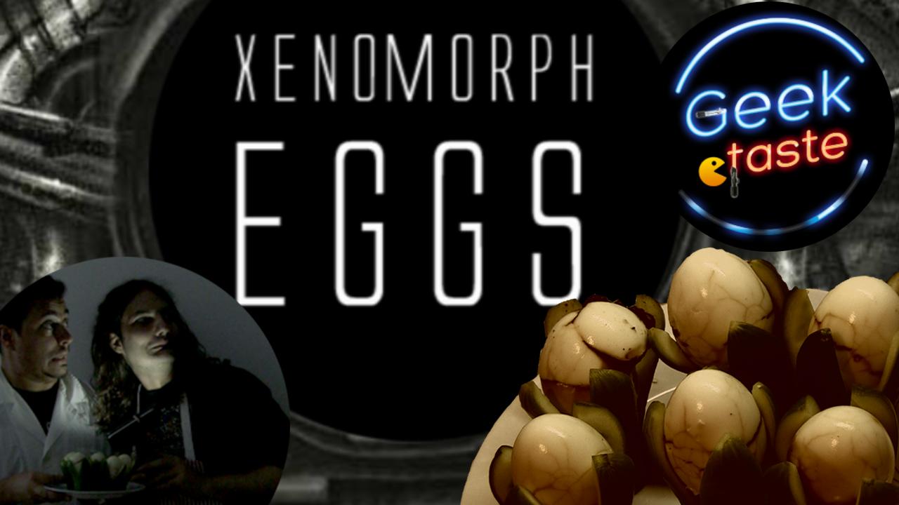 αυγά Alien