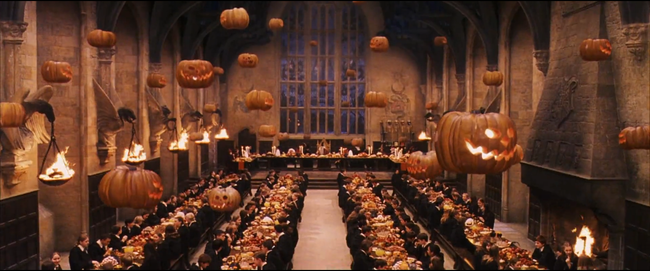 Halloween στο Hogwarts