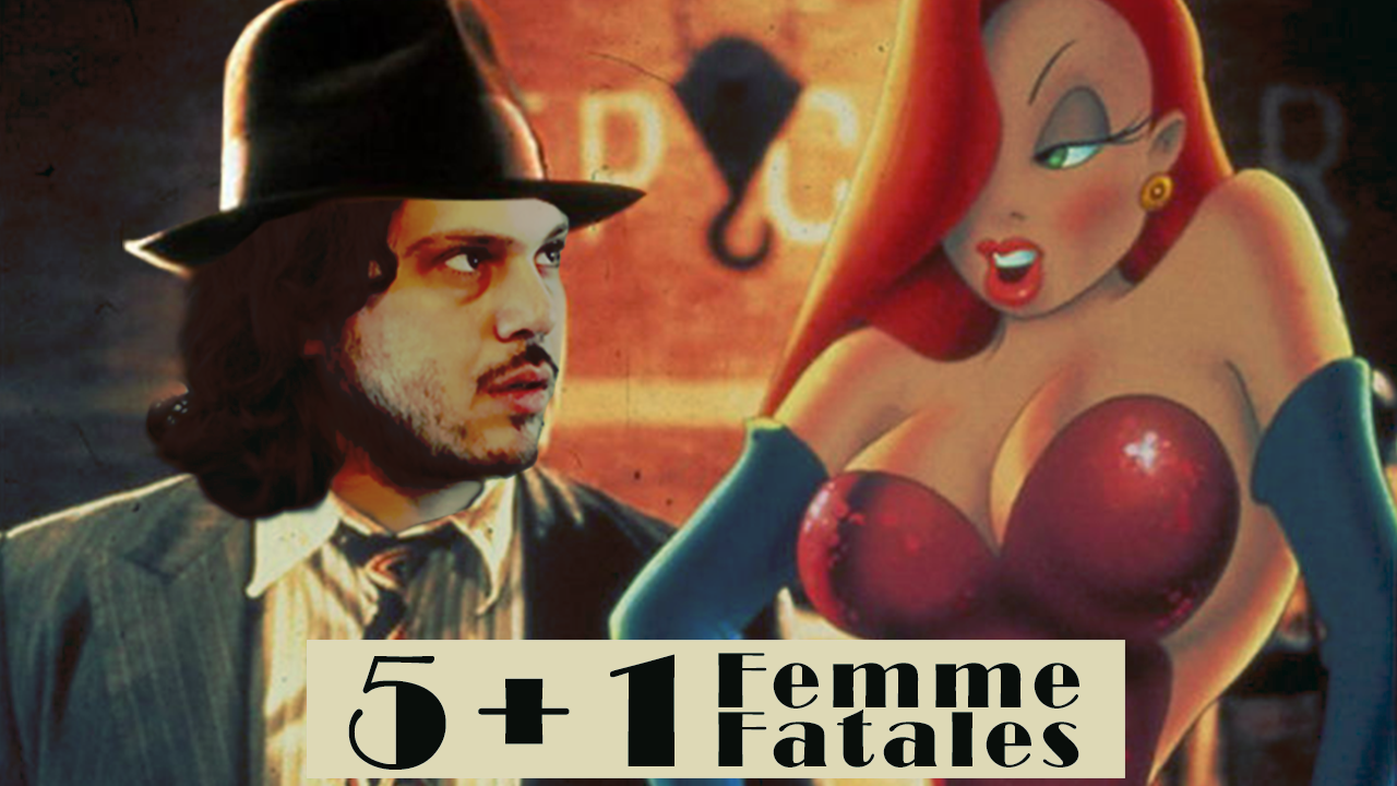 5 + 1 Femme Fatales του κινηματογράφου