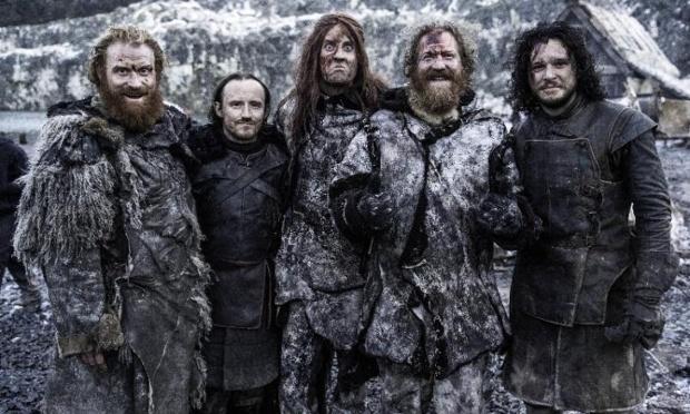 Οι Mastodon στο Game of Thrones!