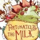 Οι Edgar Wright και Johnny Depp μεταφέρουν στη μεγάλη οθόνη το Fortunately, the Milk του Neil Gaiman