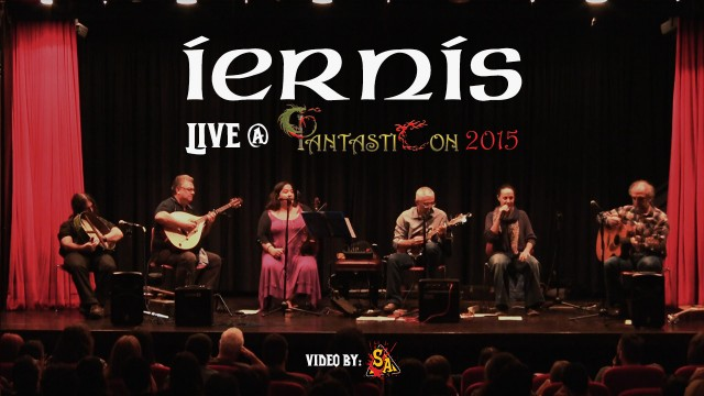 iernis – Live @ Φantasticon