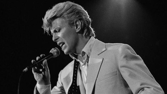 Bowie's music in films