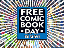 Free Comic Book Day 2016 Greece!
