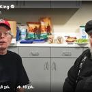 Η συνέντευξη του Stephen King στον George R. R. Martin