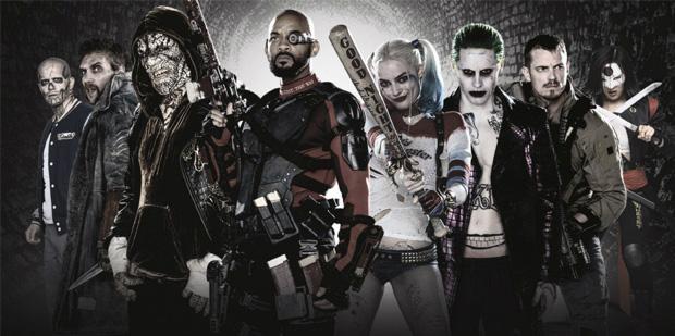 Suicide Squad : Τους βγάλαμε τους ζουρλομανδύες για να σώσουν τον κόσμο !