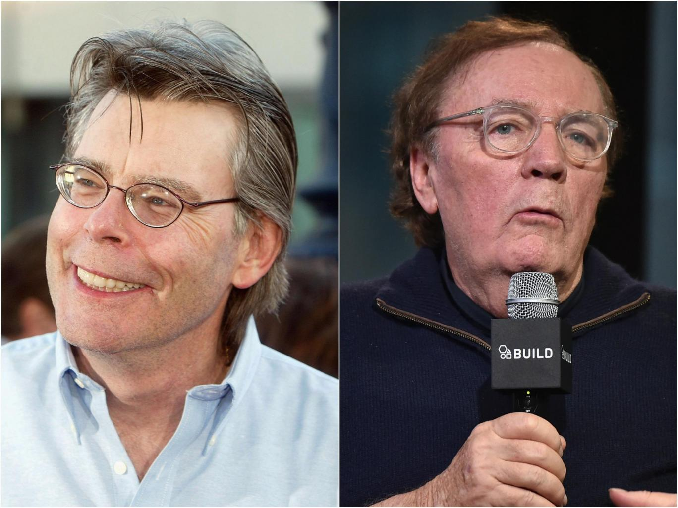 stephen-king-james-patterson
