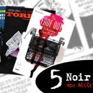 5 Noir Comics που Αξίζει να Διαβάσετε