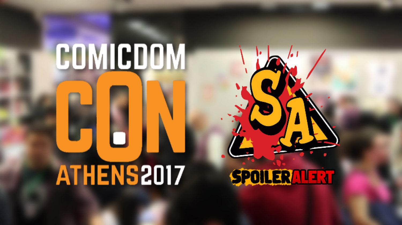 Comicdom Con Athens