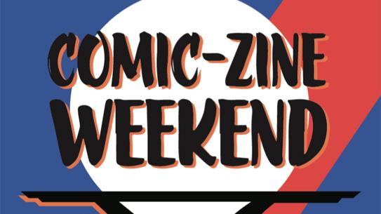 Comic-zine weekend