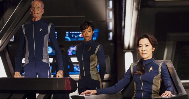 Ανακαλύπτοντας το Star Trek: Discovery. Μια πρώτη εντύπωση.
