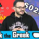 Geek the Greek – S02E05 – Παπούτσια Playstation, Charmed reboot, Aladdin