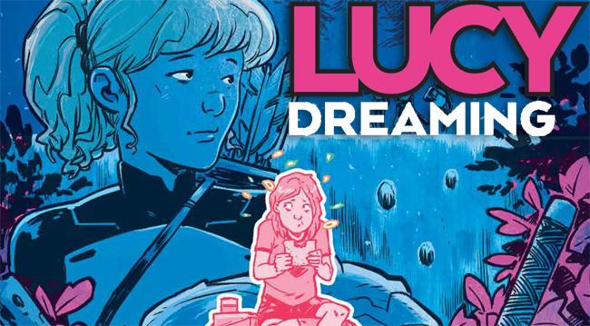 Lucy Dreaming ekswfyl