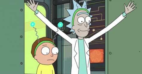 Το Rick & Morty επιστρέφει για 4η σεζόν με 70 επεισόδια!