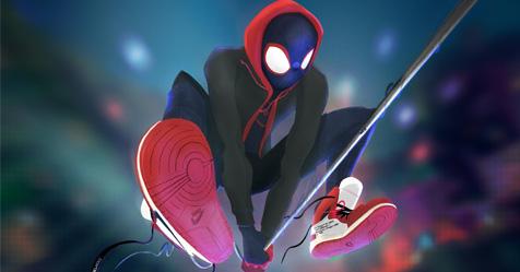 Δεύτερο official trailer για το Spider-Man: Into the Spider-Verse!