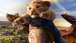 Teaser Trailer του Live Action Lion King!