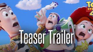 Teaser Trailer για το Toy Story 4!