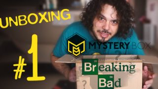 """""""Breaking Bad"""" Mystery Box – Unboxing #1"""