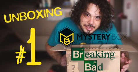 """Breaking Bad"" Mystery Box – Unboxing #1"