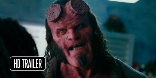 To πρώτο trailer του Hellboy Reboot είναι εδώ!