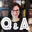 Q & A – Βιβλιοσκώληκες ep.100
