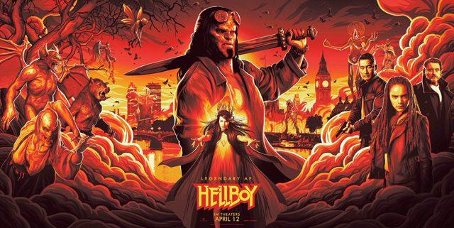 Hellboy: Ξαναγύρισα από την Κόλαση – review