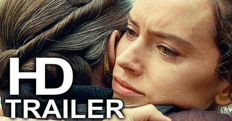 The Rise of Skywalker – Teaser trailer