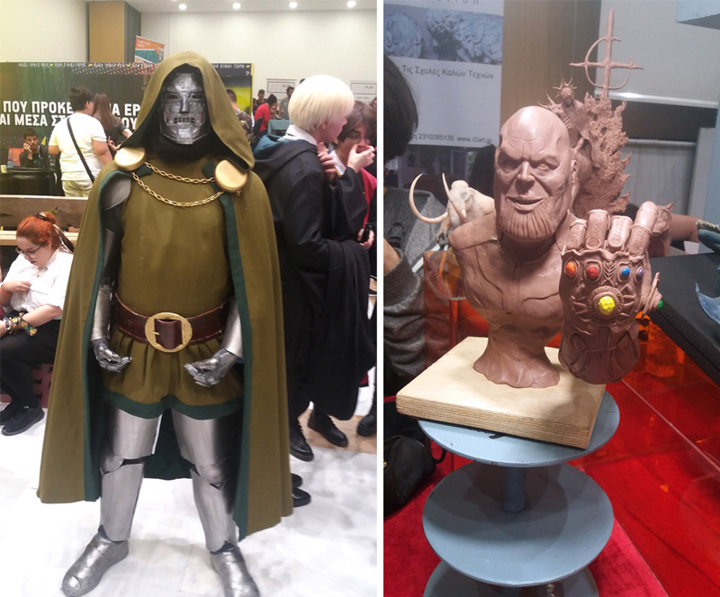 The Comic Con 2019