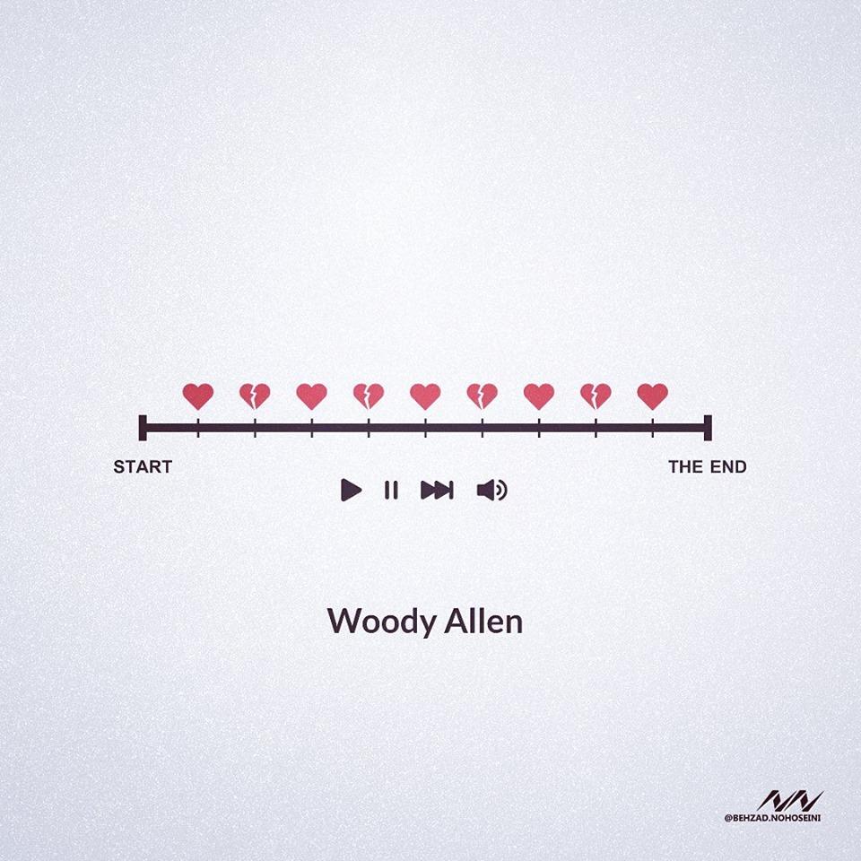woody Alen