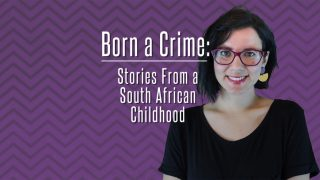 """""""Born a Crime: Stories From a South African Childhood""""- Βιβλιοσκώληκες ep. 110"""